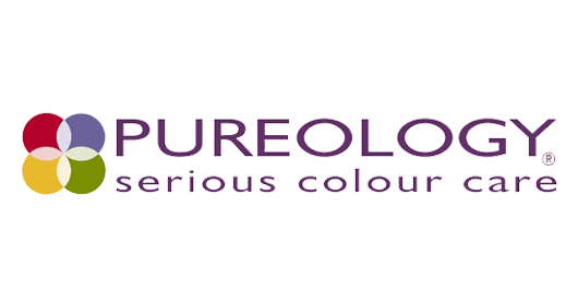 pureology tuscaloosa hair salon logo